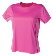 Tombo Women's Performance Wicking Sports Tee