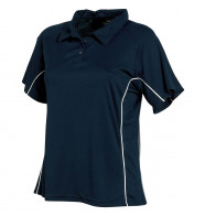Tombo Women's Performance Wicking Polo Shirt