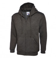 Uneek Classic Full Zip Hooded Sweatshirt