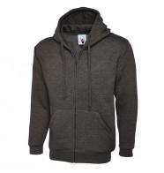 Uneek Classic Full Zip Hooded Sweatshirt