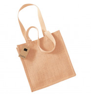 Westford Mill Jute Compact Tote Bag
