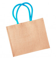 Westford Mill Classic Jute Shopper Bag